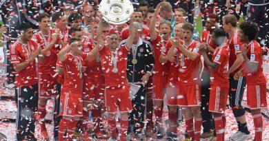 Nhìn lại mùa giải mà Bayern Munich vô địch Bundesliga lần thứ 5 liên tiếp