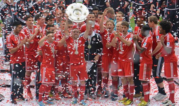 Bayern-Munich-vo-đich-Bundesliga-lan-thu-5-lien-tiep