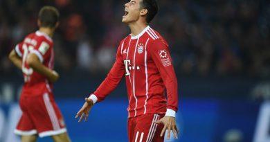 Tin bóng đá Đức: Mất chỗ đứng, James sẽ là cái tên tiếp theo rời Bayern
