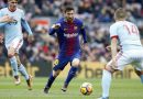 Celta Vigo từng cầm hòa Barca ở Nou Camp tại La Liga mùa này