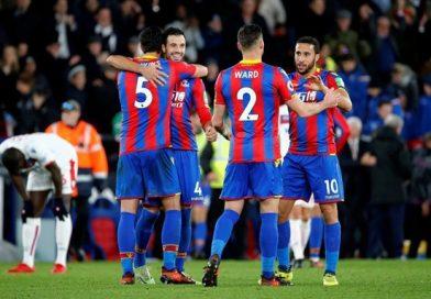 Crystal Palace khiến Man City mất điểm
