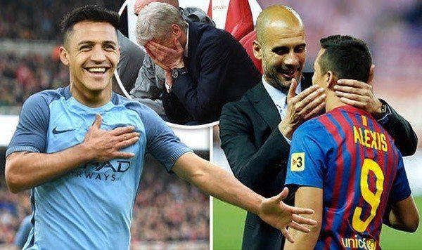 Sanchez đã đạt thoải thuận với Man City