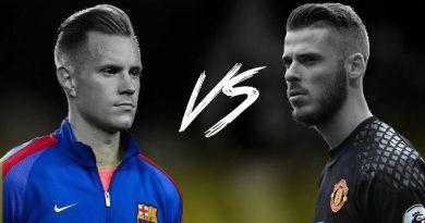MU sẽ bán De Gea cho Real để lấy tiền chiêu mộ Marc-Andre ter Stegen?
