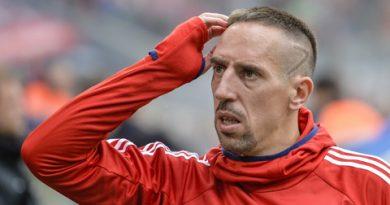Một Ribery mới ra đời trong vai số 10