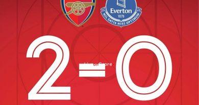 Arsenal 2-0 Everton: 3 thành công và 3 thất bại