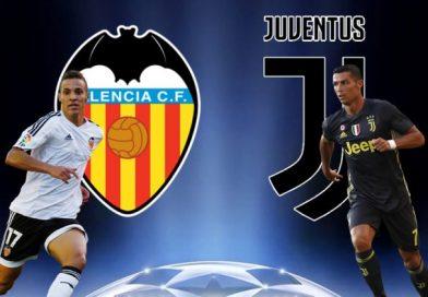 Link Sopcast: Valencia vs Juventus, 02h00 ngày 20/9