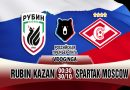 Nhận định Rubin Kazan vs Spartak Moscow, 00h30 ngày 30/10