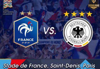 Link Sopcast: Pháp vs Đức, 01h45 ngày 17/10