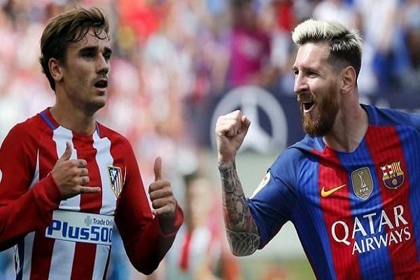 Nhận định Atletico vs Barcelona