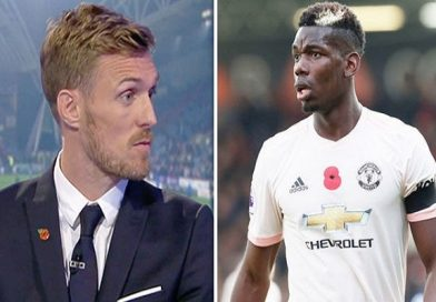 Fletcher đưa ra lời khuyên cho Mourinho vị trí cho Pogba