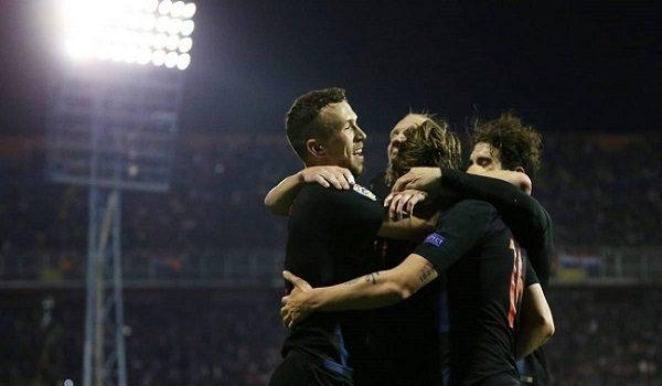 Kết quả bóng đá hôm nay ngày 16/11: Croatia lấy lại thể diện