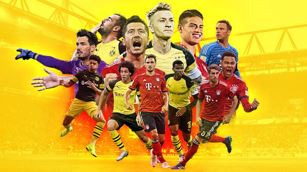 Link Sopcast: Dortmund vs Bayern Munich, 00h30 ngày 11/11