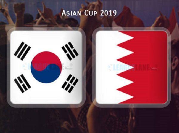 Nhận định Hàn Quốc vs Bahrain