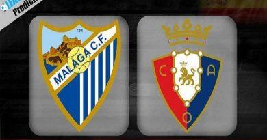 Nhận định Malaga vs Osasuna, 3h ngày 12/3