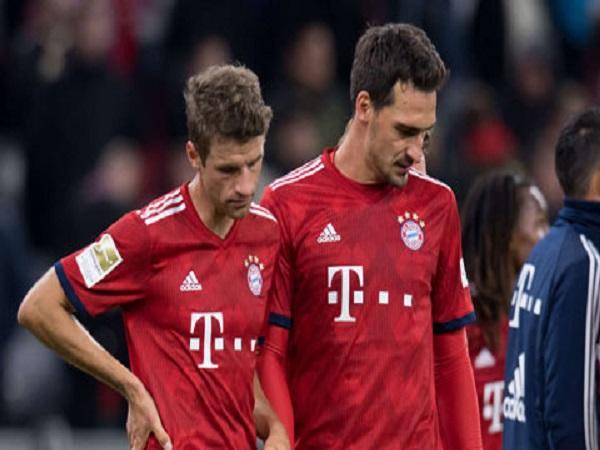 ĐT Đức gắn chặt vận số với Bayern