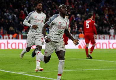 Ngoại hạng Anh có tới 4 đội tại vòng tứ kết Champions League