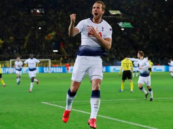 Tottenham đánh bại Dortmund 1-0 trong trận lượt về C1
