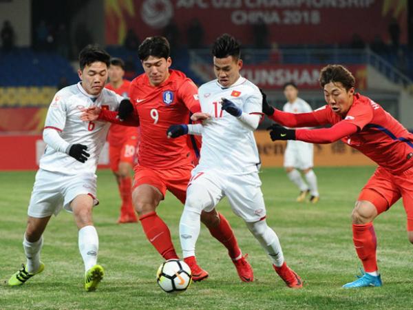 U23 Việt Nam nằm trong nhóm hạt giống số 1 ở giải U23 châu Á 2020