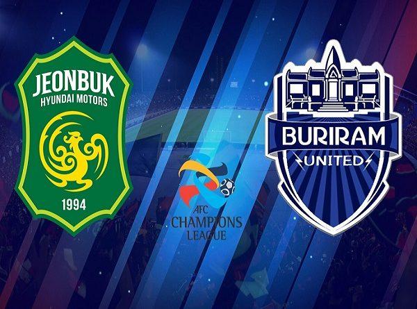 Dự đoán Jeonbuk Motors vs Buriram United, 17h00 ngày 21/05
