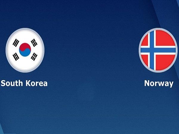 Soi kèo Nữ Hàn Quốc vs Nữ Na Uy, 2h00 ngày 18/06
