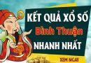 Soi cầu XS Bình Thuận chính xác thứ 5 ngày 18/07/2019