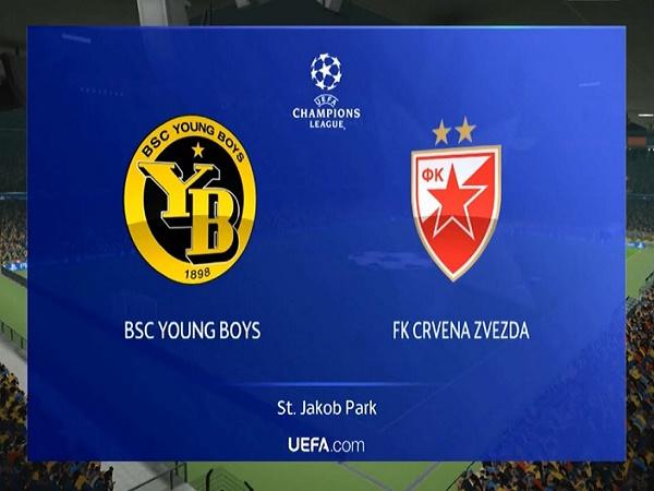 Soi kèo Young Boys vs Crvena Zvezda 2h00, 22/8 (Champions League)