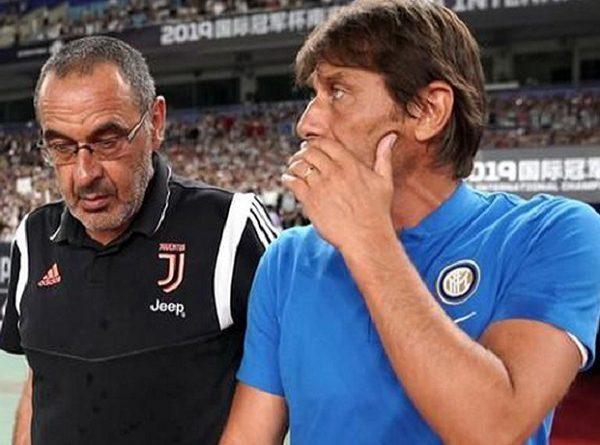 Chưa chính thức đại chiến, Conte đã cà khịa Sarri