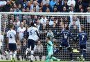 Tottenham thoát thua nhờ sai lầm của thủ môn