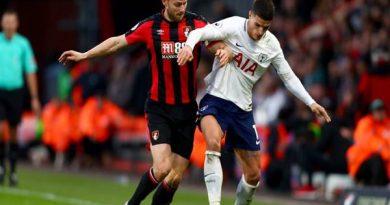 Nhận định trận đấu Tottenham vs Bournemouth (22h00 ngày 30/11)