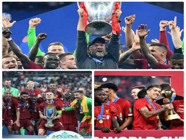 Liverpool trên đỉnh Ngoại hạng Anh dịp Giáng sinh