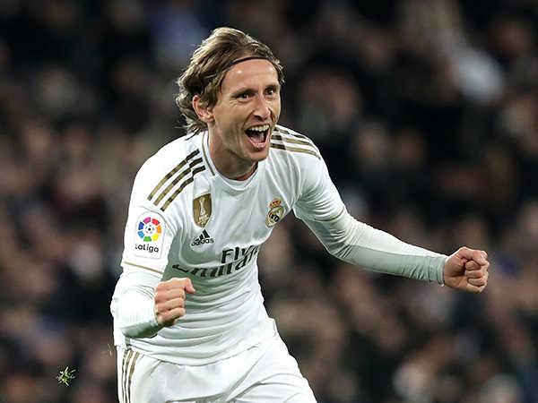 Săn lùng khoảnh khắc Luka Modrić tỏa sáng trên sân cỏ đẹp nhất