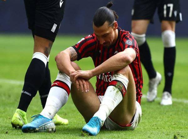 Ibrahimovic sắp giải nghệ, buổi tập định mệnh với AC Milan