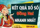 Soi cầu dự đoán XS Đồng Nai Vip ngày 27/05/2020