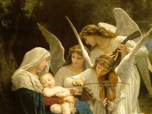 Thiên thần hộ mệnh là gì?