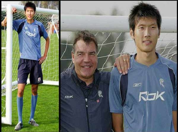 Yang Changpeng - cầu thủ cao nhất thế giới
