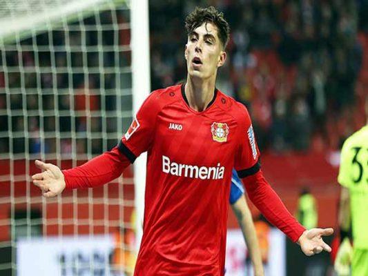 Kai Havertz - cầu thủ trẻ triển vọng của Đức