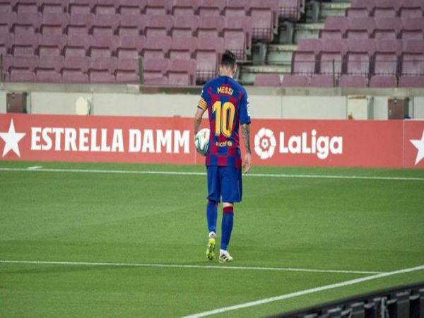 Tin bóng đá chiều 26/8: Messi muốn chấm dứt hợp đồng với Barca