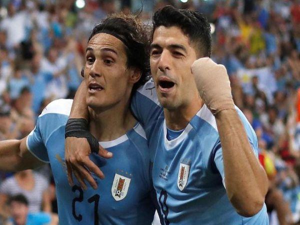 Tin bóng đá trưa 26/9: Atletico muốn chiêu mộ Cavani để đá cặp Suarez