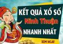 Soi cầu XS Ninh Thuận chính xác thứ 6 ngày 30/10/2020