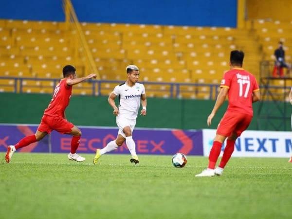 Bóng đá Việt Nam tối 4/11: HAGL lập kỷ lục buồn ở V-League 2020