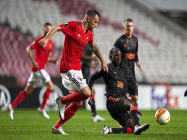 Nhận định tỷ lệ Rangers vs Benfica, 03h00 ngày 27/11 - Cup C2
