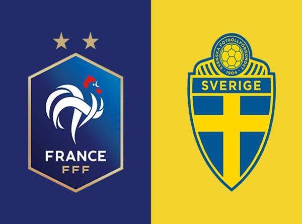 Nhận định Pháp vs Thụy Điển, 02h45 ngày 18/11