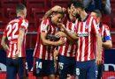 Tin bóng đá TBN 25/11: Atletico Madrid tái sinh trong diện mạo mới