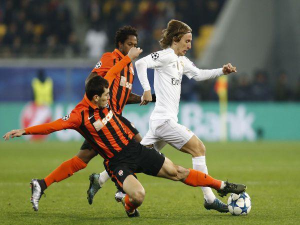 Soi kèo Shakhtar Donetsk vs Real Madrid, 00h55 ngày 02/12 - Cup C1