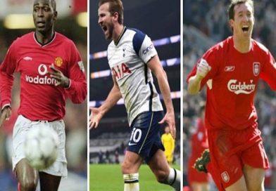 Bóng đá Anh chiều 14/1: Harry Kane sánh ngang với Andy Cole