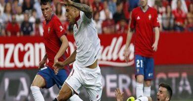 Nhận định kèo Châu Á Osasuna vs Sevilla (3h00 ngày 23/2)