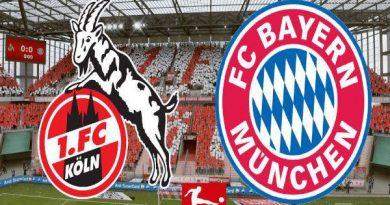 Soi kèo Bayern Munich vs Koln, 21h30 ngày 27/2 – Bundesliga