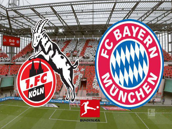 Soi kèo Bayern Munich vs Koln, 21h30 ngày 27/2 - Bundesliga