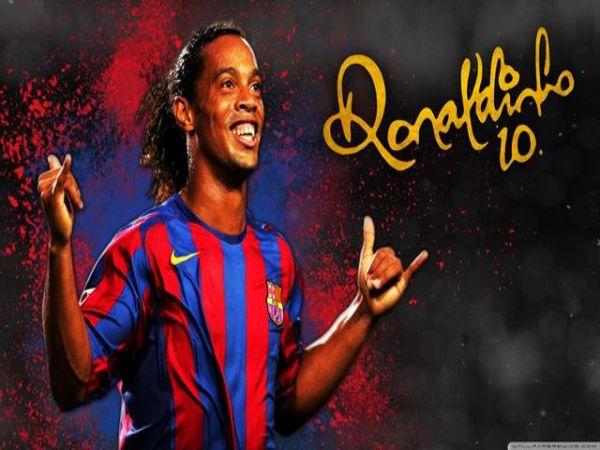 Tiểu sử Ronaldinho – Thông tin sự nghiệp cầu thủ của Ronaldinho