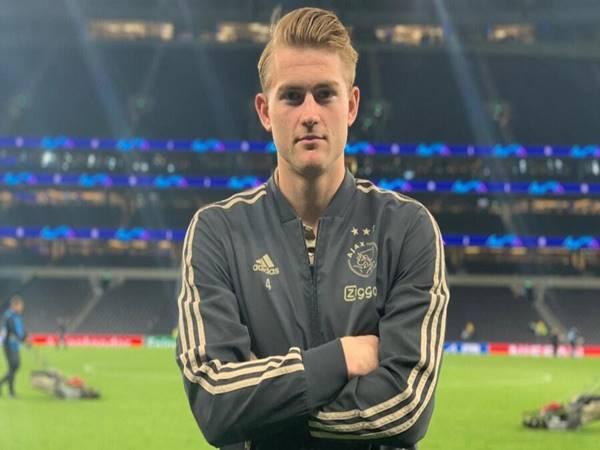Matthijs de Ligt - Tìm hiểu tiểu sử hậu vệ câu lạc bộ Juventus